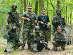 airsoftové hry militarygames